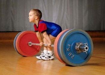 Спорт для ребенка