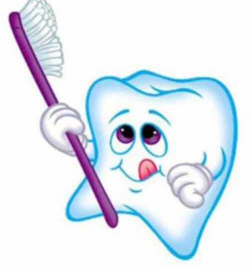 Чистить зубы!