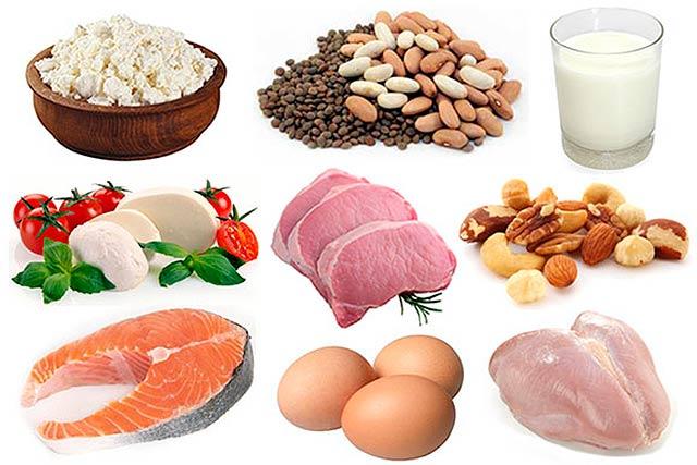 Белковое питание — вкус и польза