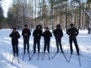 Косметика для лыжных прогулок