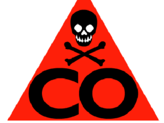 Угарный газ - смерть