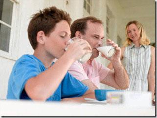 Здоровье и молоко