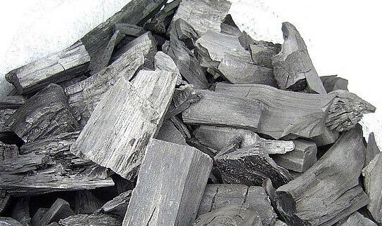 Щелок - древесные угли