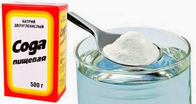 Лечение кашля содовым раствором