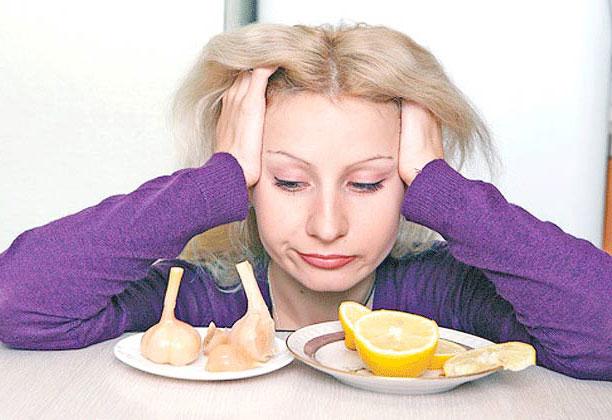 Народные методы против простуды