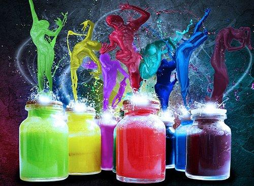 Влияние цвета на восприятие человека