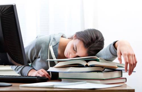 Весенняя утомляемость